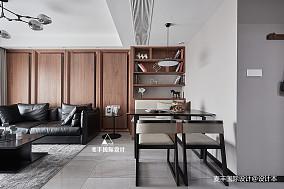 现代简约风三居客厅设计