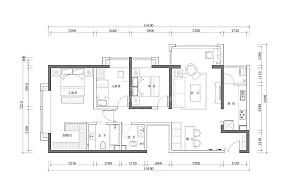 悠雅68平北欧二居装修案例二居北欧极简家装装修案例效果图