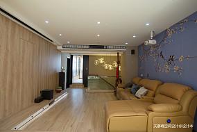 低奢居屋实景拍摄功能区2图潮流混搭设计图片赏析