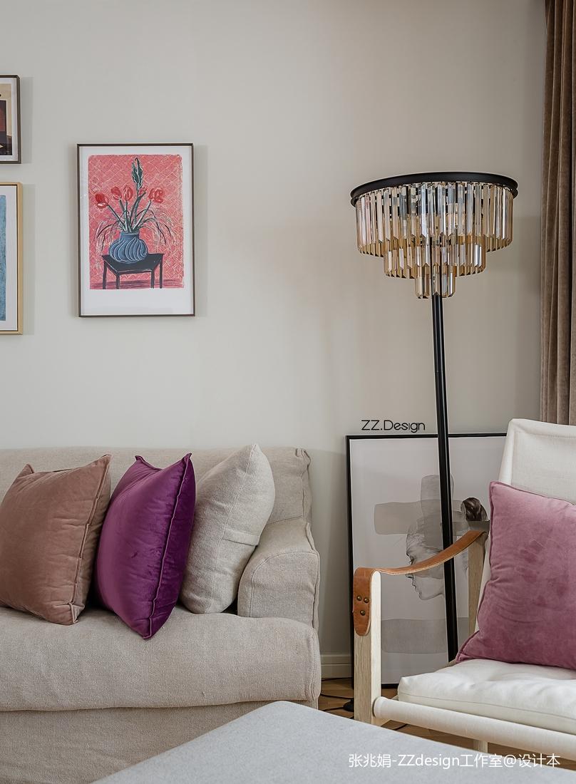 精选面积120平北欧四居客厅欣赏图片大全客厅北欧极简客厅设计图片赏析