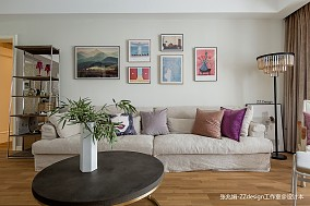 精美128平米四居客厅北欧欣赏图片