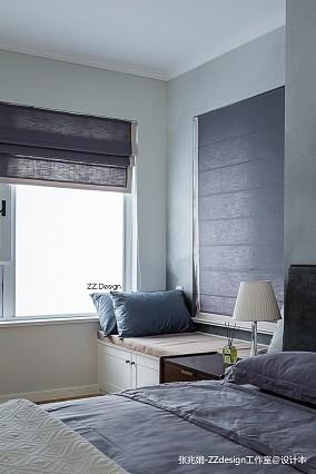 2018精选四居卧室北欧装修设计效果图片