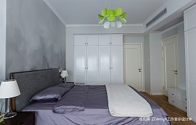 精选面积139平北欧四居卧室实景图片大全