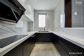 精选78平米二居厨房现代装修设计效果图片
