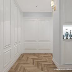 质朴637平中式别墅卧室设计案例
