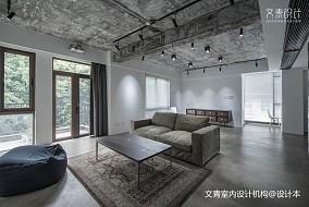 LOFT客厅吊顶设计