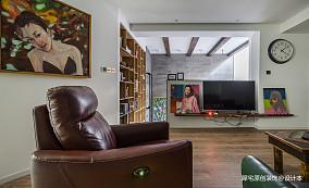 面积111平别墅客厅装修图
