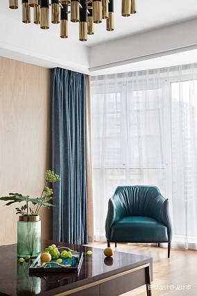 精选北欧三居客厅装修图三居北欧极简家装装修案例效果图