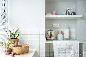精选小户型厨房北欧欣赏图片大全