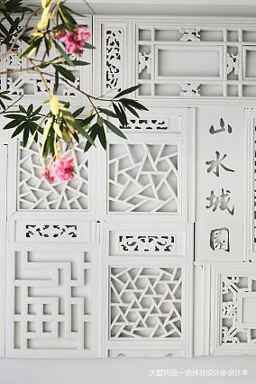 2018精选80平米中式小户型客厅实景图片