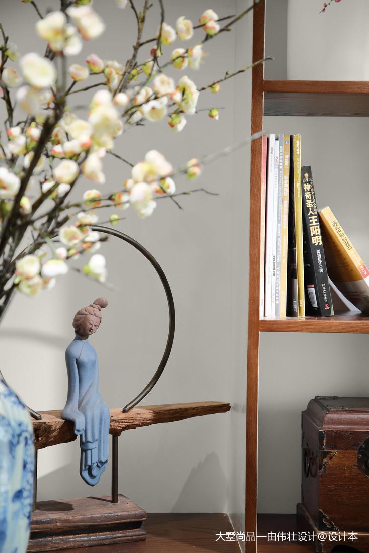 精选面积75平小户型客厅中式装修欣赏图客厅中式现代客厅设计图片赏析