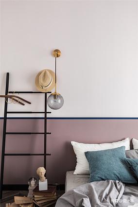 热门复式卧室北欧效果图片欣赏