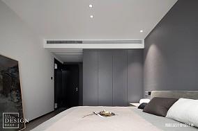 热门128平米四居卧室现代装修设计效果图
