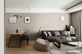 94平方三居客厅现代设计效果图客厅现代简约设计图片赏析