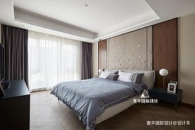 170㎡港式轻奢风格四居卧室设计图