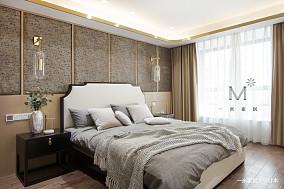 华丽93平中式三居客厅效果图