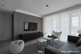 精美90平现代三居客厅装修美图
