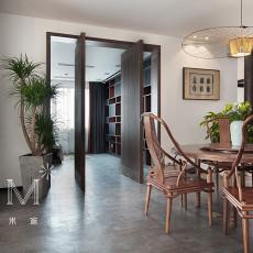 浪漫72平中式二居装饰美图