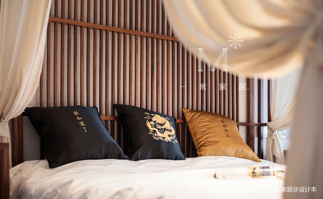 温馨65平中式二居客厅效果图欣赏客厅中式现代客厅设计图片赏析