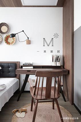 温馨61平中式二居设计图