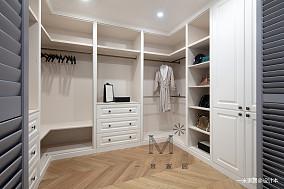 优美84平美式三居客厅设计美图三居美式经典家装装修案例效果图