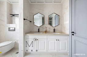 优美92平美式三居客厅效果图三居美式经典家装装修案例效果图
