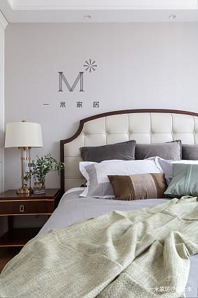 浪漫99平美式三居客厅实拍图三居美式经典家装装修案例效果图