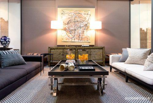 精美39平LOFT小户型客厅实景图客厅窗帘81-100m²一居潮流混搭家装装修案例效果图