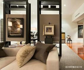 优雅36平LOFT小户型玄关装修图卧室4图潮流混搭卧室设计图片赏析
