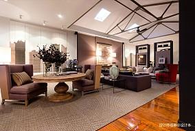 简洁20平LOFT小户型客厅图片大全客厅2图潮流混搭客厅设计图片赏析