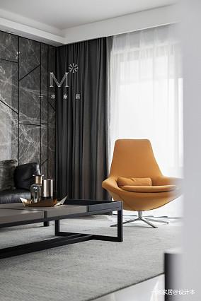 明亮61平现代二居客厅实景图片二居现代简约家装装修案例效果图