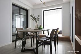 明亮62平现代二居客厅装修效果图二居现代简约家装装修案例效果图
