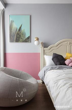 明亮180平现代二居客厅设计图二居现代简约家装装修案例效果图