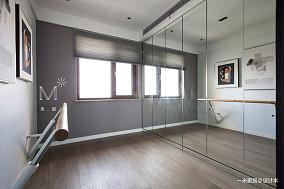 温馨53平现代二居客厅装饰图片二居现代简约家装装修案例效果图
