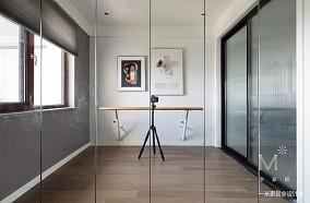 精致53平现代二居效果图欣赏二居现代简约家装装修案例效果图