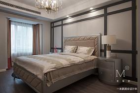 质朴80平美式三居客厅装修装饰图