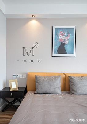 温馨62平现代二居客厅图片大全二居现代简约家装装修案例效果图