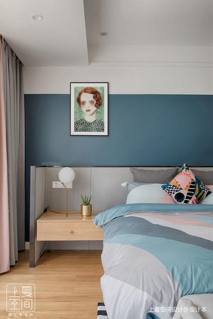 华丽126平混搭三居卧室装饰美图卧室