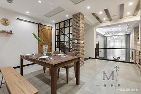 精致82平北欧复式客厅装修装饰图复式北欧极简家装装修案例效果图