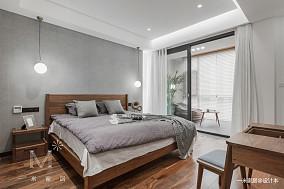 悠雅55平北欧复式客厅图片欣赏复式北欧极简家装装修案例效果图