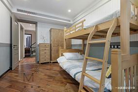 明亮65平北欧复式客厅装修美图复式北欧极简家装装修案例效果图