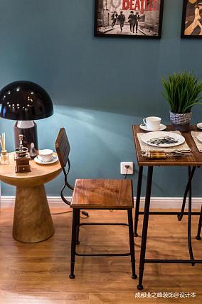 美少年现代小户型餐厅设计图厨房3图现代简约设计图片赏析