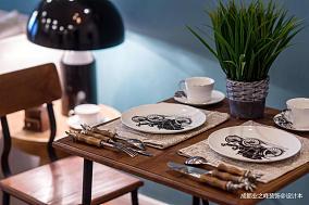 悠雅26平现代小户型餐厅设计美图厨房2图现代简约设计图片赏析