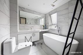 质朴61平现代二居客厅图片欣赏二居现代简约家装装修案例效果图