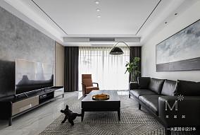 浪漫160平现代二居装饰图