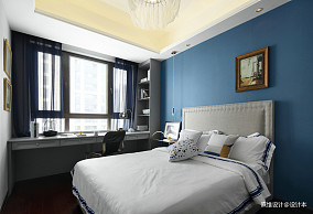 精美111平混搭三居卧室实拍图卧室2图潮流混搭设计图片赏析
