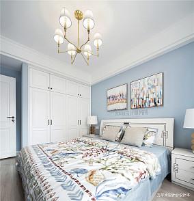 典雅111平北欧三居卧室装饰图片卧室北欧极简设计图片赏析