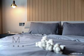 优美79平现代三居装修美图三居现代简约家装装修案例效果图