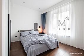 悠雅106平现代三居装修图片三居现代简约家装装修案例效果图