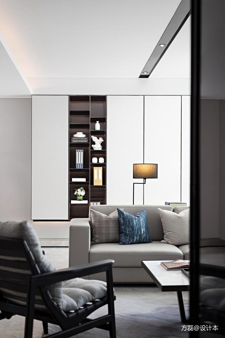 华丽763平现代别墅客厅装饰图客厅